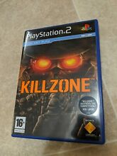 Playstation 2 killzone boxed and