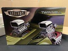 19305 hot wheels legends twin mill