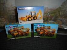 Ho scale 3 boxes of kits nos