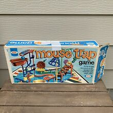 Mouse trap by ideal 1970