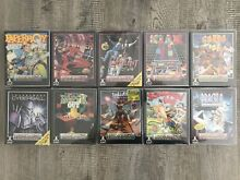 Lynx 11 games new sealed collection
