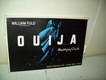 1966 william fuld talking board 1st