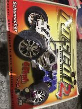 Used nitro rc car only run once