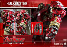 Hulkbuster accessories avengers age