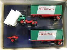 Consolidated freightways cf
