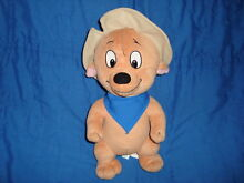 Tommy nelson plush and beans bear