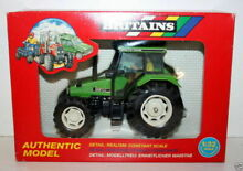Britains 1 32 9496 deutz dx 4 57