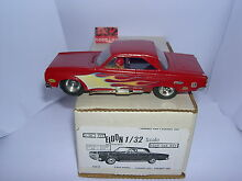 Dodge coronet 440 custom red mb