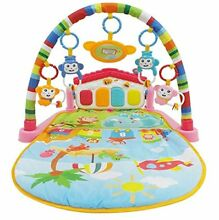 3 in 1 baby gym play mat lay play