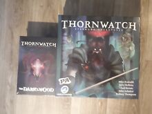 Thornwatch dark of the wood