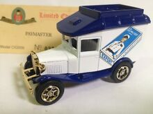 Ford model paymaster cigarettes