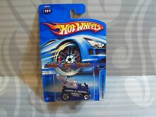 2006 hot wheels 151 blue 0916