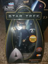 Playmates figure spock 4 inch new