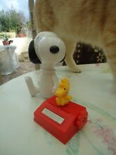 Happy meal annee 2000 snoopy de 14