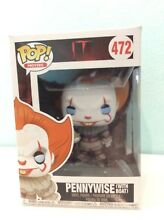 Funko pop 472 pennywise boat blue