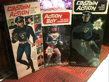 1966 captain action by ideal 3