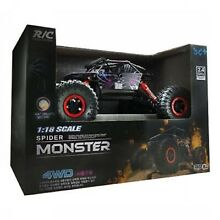 Toys spider monster wireless rc