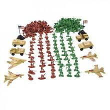 210pcs figures playset soldaten des