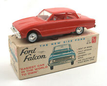 Amt 1 25 1960 ford falcon dealer