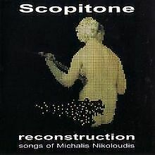 Reconstruction audio cd by cd