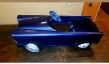 Flat faced pedal car 1960 s