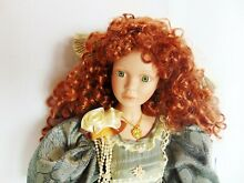 Duck house victorian porcelain doll