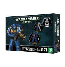 Warhammer 40 000 intercessors paint