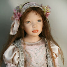 Hanna ooak 33 doll from the 2019