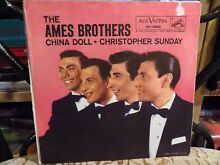 Ames brothers christopher sunday 45