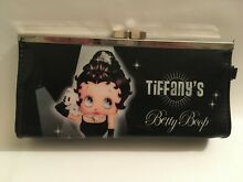 Gorgeous betty boop black patent