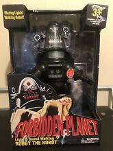 Forbidden planet electronic 12 inch