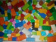Lego mixed bundle 1kg 2 car bases