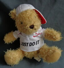 Nike just do it teddy beer pluche