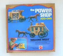 The power shop add ons wagons west