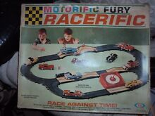 Motorific fury race track by ideal