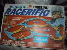 Motorific stick shift firebird race