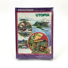 Utopia sealed coleco intellivision