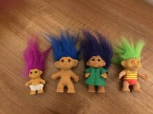 Four miscellaneous trolls russ soma