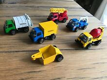 Tonka mini trucks
