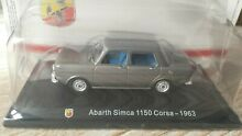Collection simca 1150 corsa 1963