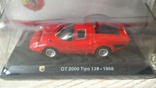 Collection ot 2000 tipo 139 1968