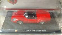 Collection ot 2000 sport spider