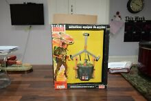 Action man turbo copter mint sealed