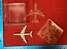 United airlines toy plane 1960 s