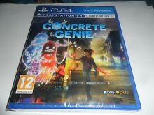 Concrete genie ps4 game new sealed