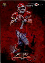 2014 topps fire flame kansas city