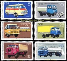 Ebs east germany ddr 1982