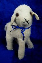 Lamb steiff merrythought or straw
