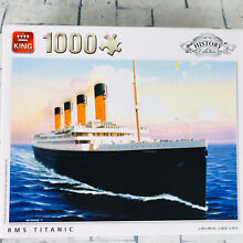 Rms 1000 piece jigsaw puzzle by