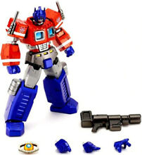 Revoltech optimus prime action